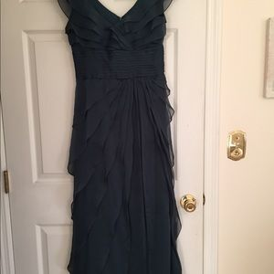 Adrianna Papell long gown